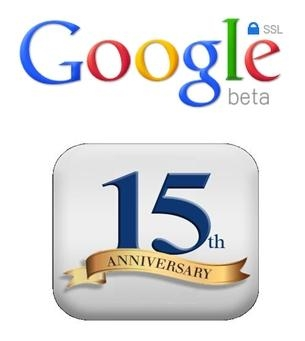 Google 15 Years Anniversary Awards Email Scam