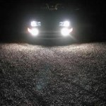 Picture about Don't Flash Your Headlights, Beware of Gang Initiation Ritual