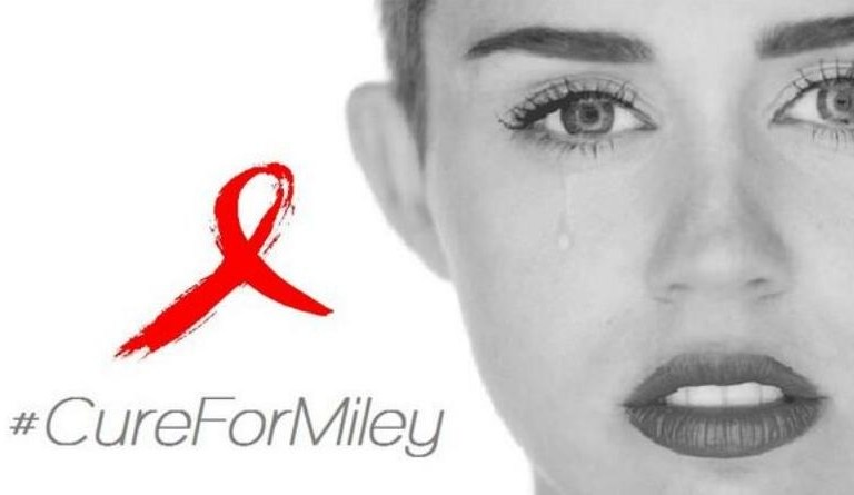 Singer Miley Cyrus has Contracted HIV AIDS – Hoax