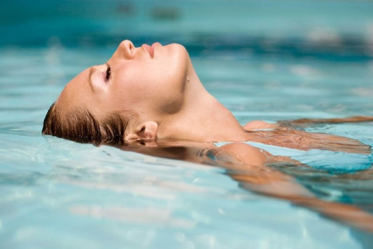 Picture about Chlorine in Swimming Pools Causes Cancer