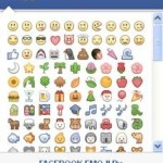 Picture about Facebook New Emotions, Smileys Try at least One Time