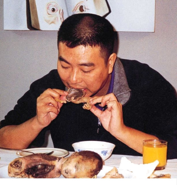Picture about Chinese Eat Baby Soup for Sex