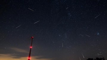 Picture: Watch Out the Minor Meteor Showers this Summer