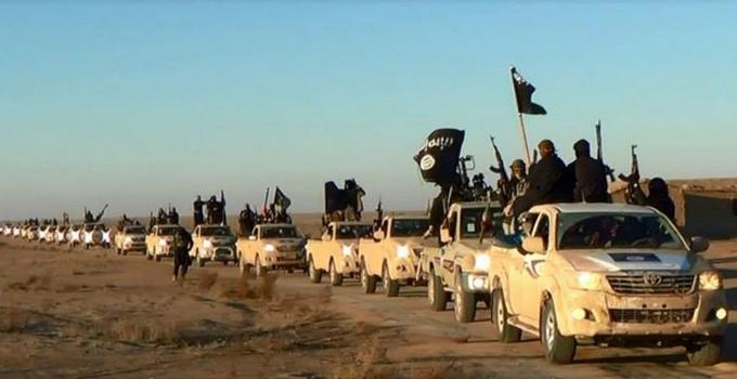 Picture about ISIS has Brand New Toyota Trucks, Courtesy of the White House
