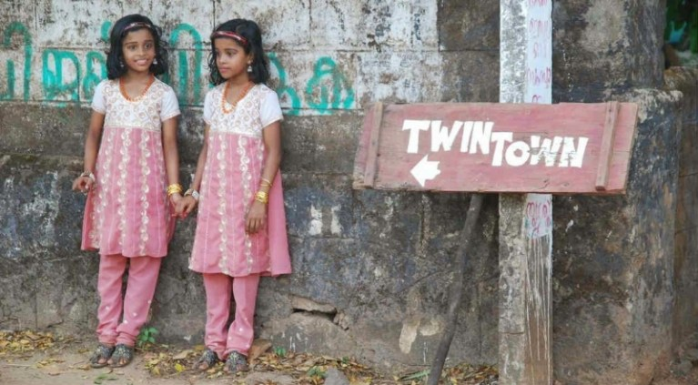 Picture from Kodinhi, the Twin Town in Kerala Baffled Doctors