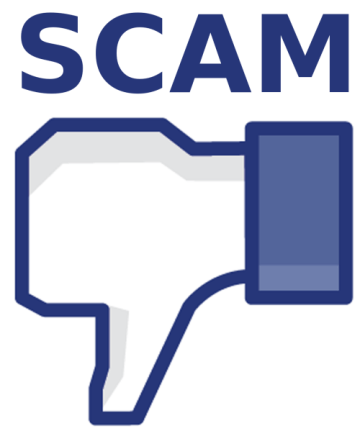 Picture of Like, Share to See the Video Scams on Facebook