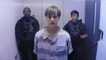 Picture Suggesting Charleston Church Shooting a Hoax