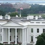 Picture Suggesting U.S White House Lowers its Flags in Memorial of APJ Abdul Kalam