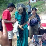 Picture Showing a Real Walking Corpse 'Awoken' by Black Magic in Indonesia