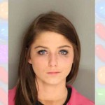 Picture Suggesting Woman Murders College Roommate for Sending Too Many Candy Crush Requests