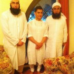 Image about Picture Showing Bollywood Actor Aamir Khan Meeting Lashkar-e-Taiba Terrorists During Mecca Visit