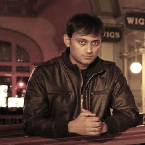 Picture about Indian Paranormal Investigator Gaurav Tiwari Ghostly Death