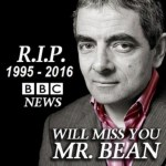 Picture Suggesting Mr. Bean Rowan Atkinson Died After Committing Suicide