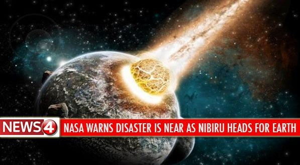 Planet Nibiru Headed Straight for Earth, NASA Warns Disaster is Near: Hoax