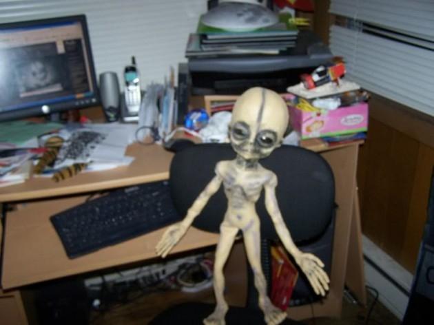 Picture of Alien figure Doll