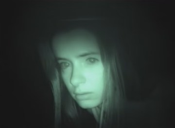 Picture about Warning to Forward Ghost Story of a Girl Dead in an Accident
