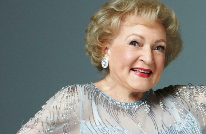 Picture about Golden Girls Actress Betty White Death Hoax