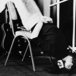 Image about Picture of John Lennon Upside Down to Record 'Tomorrow Never Knows' Song