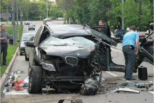 Picture Suggesting Usain Bolt in Critical Condition after Serious Car Accident in London