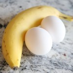 Picture Suggesting Young Man Dies After Consuming Egg and Sweet Banana