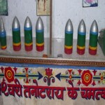 Picture Suggesting Pakistanis Fired Over 400 Bomb Shells at this Indian Temple in 1965 but Could Not Destroy it