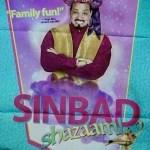 Picture that Comedian Sinbad Played Genie in 1990's Children's Movie Shazaam