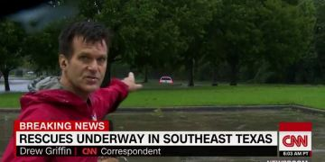 Picture about CNN Staged a Hurricane Harvey Rescue Video