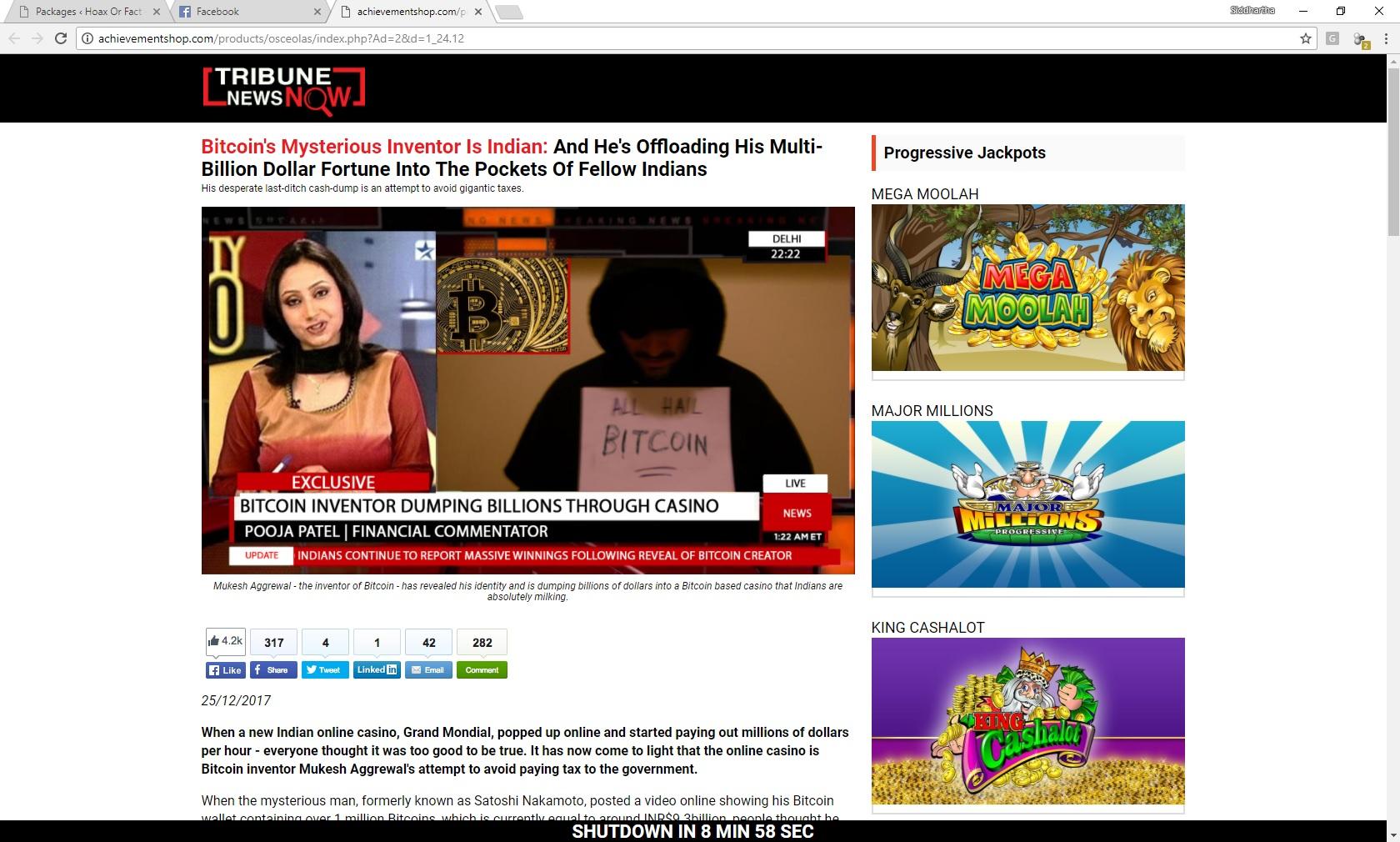 grand mondial casino india website