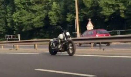 Picture of 'Ghost Motorbike' in Paris