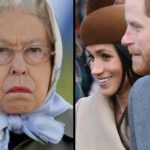 Picture about Queen Elizabeth Suspends Prince Harry and Markle's Wedding