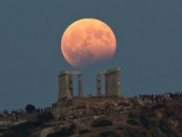 Picture about: Super Blue Blood Moon and Total Lunar Eclipse in 150 Years Coming January 2018