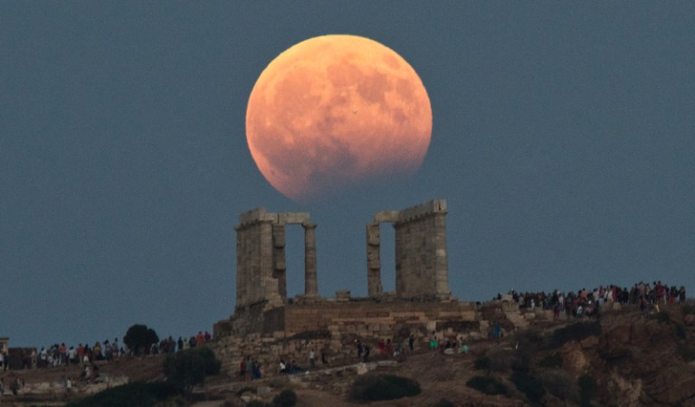 Super Blue Blood Moon and Total Lunar Eclipse in 150 Years Coming January 2018
