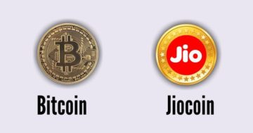 Picture about Reliance Jio Launched JioCoin and App of Cryptocurrency