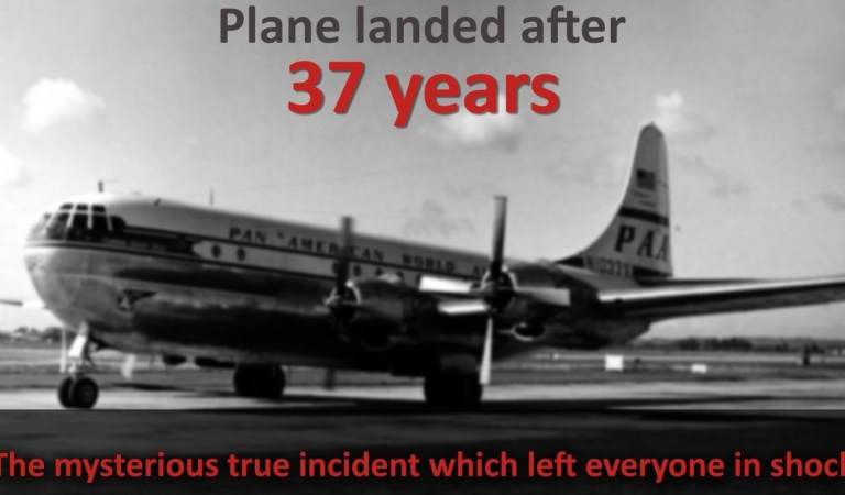 Lost Pan American Plane Landed After 37 Years, Riddle of Flight 914: Fact Check