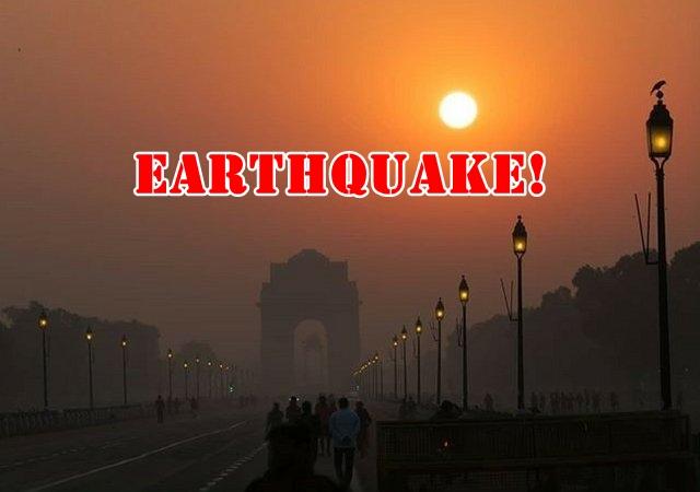 Illustrative image: 9.1 Magnitude Earthquake to Hit Delhi in April 2018, NASA Warns