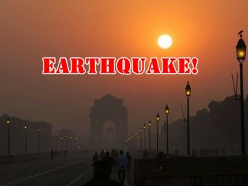 Illustrative image: 9.1 Magnitude Earthquake to Hit Delhi in April 2018, NASA Warns
