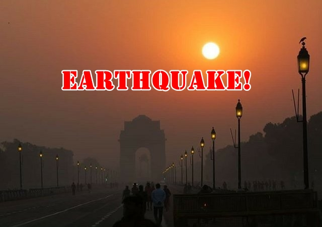 9.1 Magnitude Earthquake to Hit Delhi in April 2018, NASA Warns: Fact Check