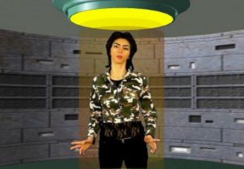 Image of Actual Shooter at YouTube Headquarters, Nasim Najafi Aghdam