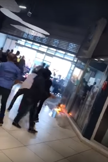 Image about Man Caught on Fire in Dubai Mall After His Phone Exploded