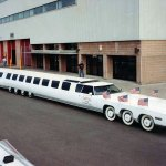 Picture of World's Longest Car The Limousine