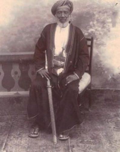 Image of Muhammed el Murjebi(Tippu Tip)