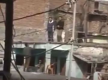 Image about Indian Army Officer Snatching AK-47 from Terrorist, Video