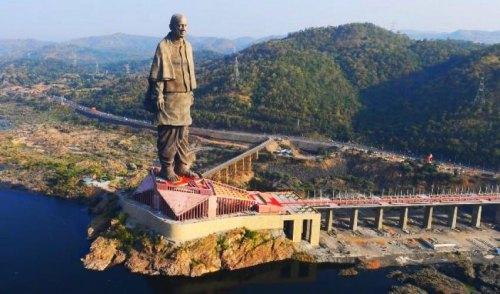 Image of Statue of Unity, Sardar Vallabhbhai Patel
