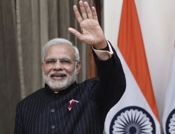 Image about Narendra Modi's Everyday Attire Costs Lacs to Government