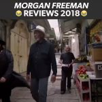 Image from Morgan Freeman Reviews 2018, Video