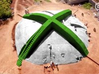 Image about Xbox Logo Found in Tomb Unearthed in China