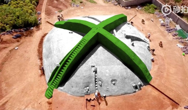 Xbox Logo Found in Tomb Unearthed in China: Fact Check