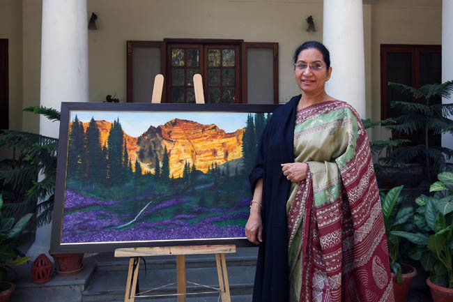 Defence Minister AK Antony Bought Wife's Painting for 28 Crore: Fact Check