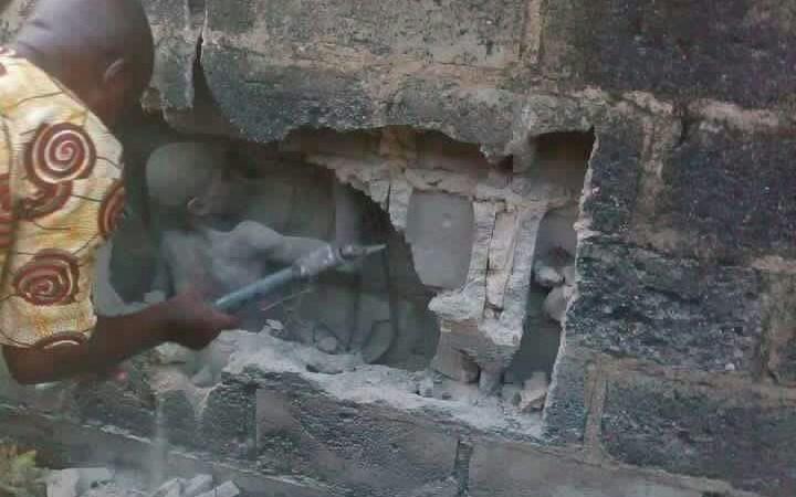 12-Year-Old SA Boy Buried Alive Inside Church Walls: Fact Check