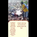 Image about Horrific Mob Lynching in India, Man Axed to Death - Video